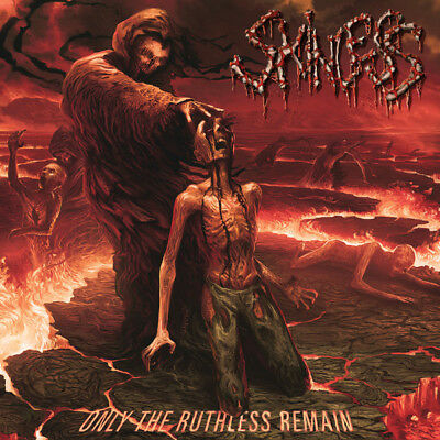 Skinless - Only The Ruthless Remain - LP Vinyl - New