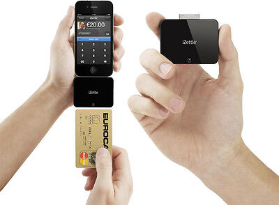iZettle Terminal Chip Pin Credit Debit Card Payment for Iphone 4 4S Ipad 2 Ipad