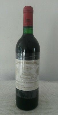 1 Chateau Cheval Blanc  1982 - Saint Emilion  - Bordeaux