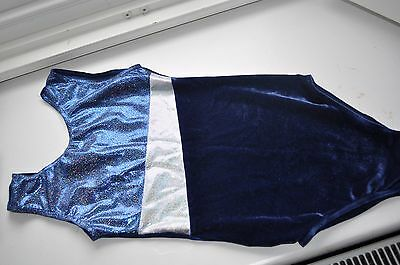 Girls leotard Tappers and Pointers size 3 (age 9-11)