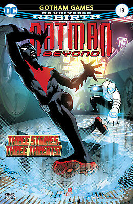 Batman Beyond #13 (2017) 1St Printing Bagged & Boarded Dc Universe Rebirth