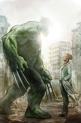 Weapon X #10 (2017) 1St Printing Bagged & Boarded Marvel Comics