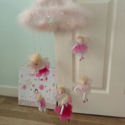 Fairy Mobile and Wall Plaque