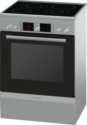 Bosch hca854450 Stainless Steel - Electric Freestanding Over, 60 cm wide with