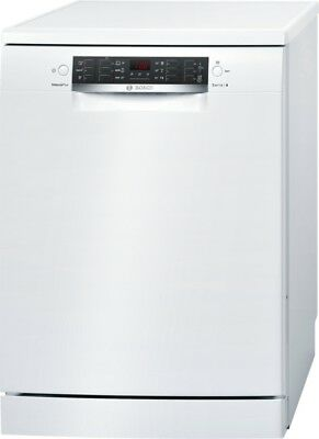 Bosch sms46cw01e - SILENCE PLUS DISHWASHER 60 cm - Stand - White