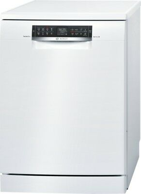Bosch sms68tw06e - Perfect Dry Dishwasher 60 CM Home Connect - Stand - White