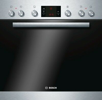 Bosch heb33d151 Stainless Steel - Built In Oven