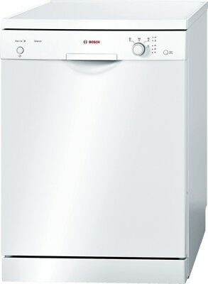 Bosch sms24aw00e - Silence Dishwasher 60 cm - Stand - White