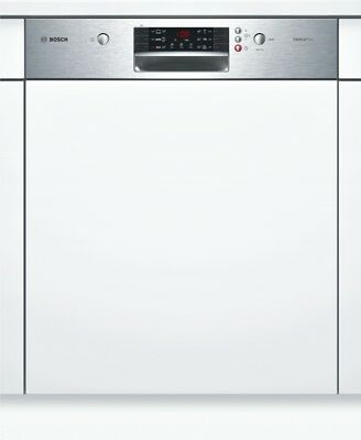 Bosch smi46as00e - SILENCE PLUS DISHWASHER 60 cm - can be Integrated - Stainless