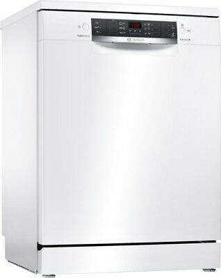 Bosch sms46iw03e - Super Silence Dishwasher 60 cm - Stand - White