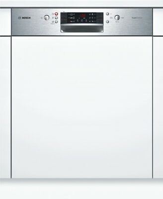 Bosch smi46is00e - SILENCE PLUS DISHWASHER 60 cm - can be Integrated - Stainless