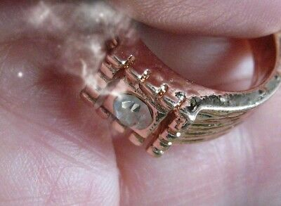 Rare Master Djinn Ring of Mannidak ~ Magick Wishes Wealth Luck Protection & More