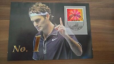 Schweiz, Roger Federer No. 1 at the End of the years 2004/05/06/07 and 2009