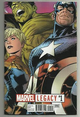 Marvel Legacy #1 Lenticular Cover Variant Marvel Comics NM 1st Print 2017