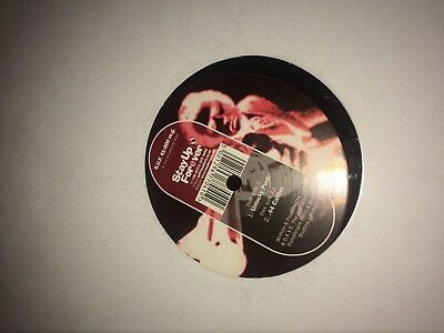 """Rare Magnum Force-Unlucky Punk Stay Up Forever Acid Techno Vinyl 12"""""""