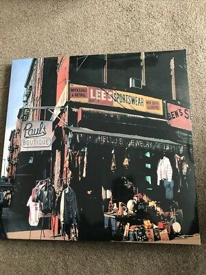 Beastie Boys - Paul's Boutique  Vinyl