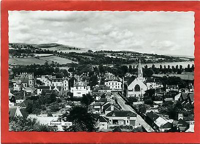 Real Photo Postcard, Dingwall, Ross & Cromarty, pmk 1962