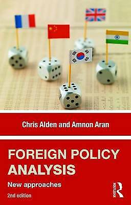 Foreign Policy Analysis, Alden, Dr. Chris