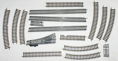 Hornby 00 Gauge Track and Points.