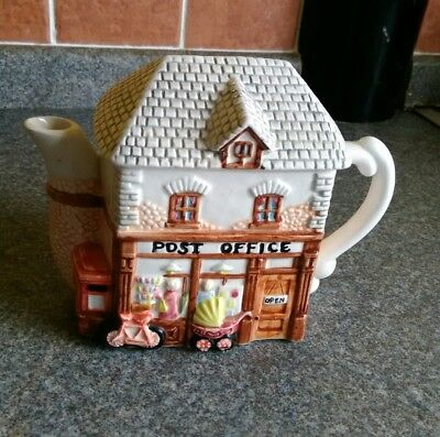 Leonardo Post Office Design Teapot