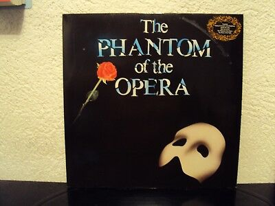 THE PHANTOM OF THE OPERA - Englische Musicalaufnahme