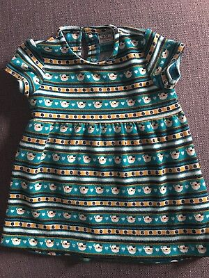 Top Top Baby Girl Dress 9-12 Months