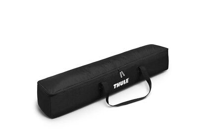 Thule Luxury Storage Carry Bag for Awning Frame Poles Black 120x30x20 cm 307139