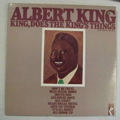 1 LP  ALBERT KING   King, Does The King's Things   1969
