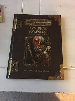 Dungeons & Dragons Complete Scoundrel