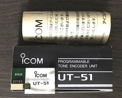 UNITA' TONI SQUELCH TSQ ICOM UT-51 for P2AT IC-P4AT IC-24AT/P/PT/ST no Yaesu
