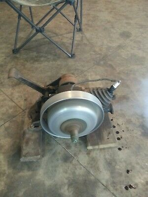 1933 Maytag Model 92 Gas Engine Motor Hit And Miss Antique RUNS GREAT