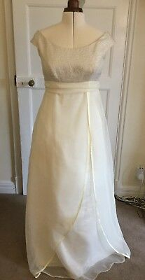 Wedding Dress Ivory Size 14