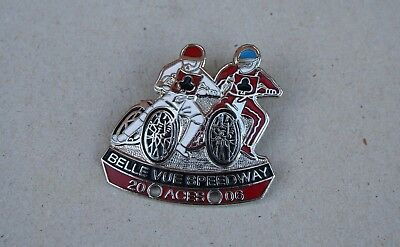 Belle Vue Aces 2006 Double Rider Speedway Badge