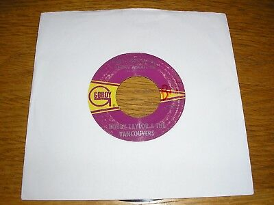 Does Your Mama Know About Me - Bobby Taylor & The Vancouvers - Usa Gordy - 1968.