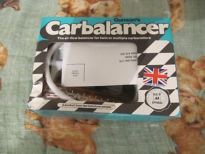 gunsons carbalancer new in box please see photo's.