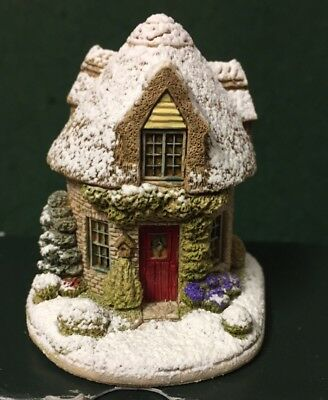 Lilliput Lane House - Snowed Dovecote
