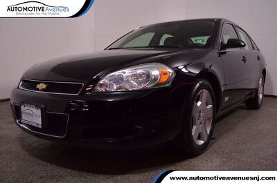 2006 Chevrolet Impala 4dr Sedan SS ONLY 23,0000 MILES! LEATHER ROOF 2OWNER NON SMOKER NO ACCIDENTS CARFAX CERTIFIED