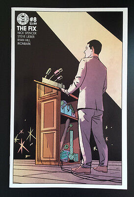The Fix # 8 Image Comics Bagged/boarded