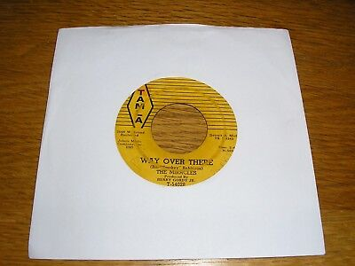 Way Over There  -  The Miracles  -  Original Usa Tamla Label  -  1960.