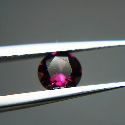 Nice & Rare!!! 1.15 Ct Natural Untreated Color Change Malaya Garnet(Mg-7)