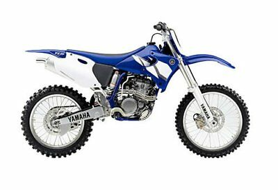 MANUALE OFFICINA YZF 250 my 2002 WORKSHOP MANUAL mail