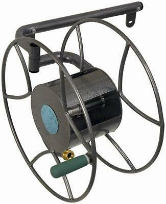 Lewis Yard Butler Wall Mount Swivel Hose Reel, SRWM-180