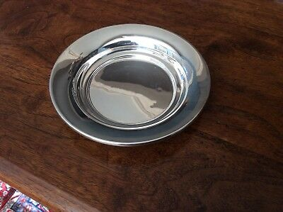 Small Sterling dish /plate