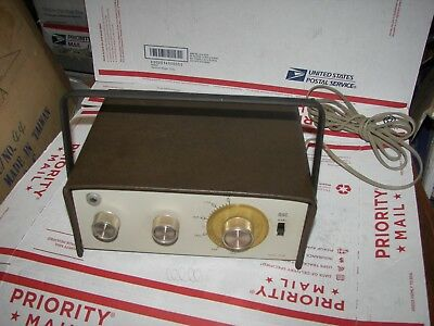 Vintage Heathkit GR-88  Receiver with case