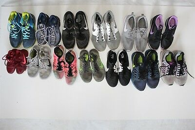 NIKE Lot Wholesale Used Shoes Rehab Resale Collection xPdR