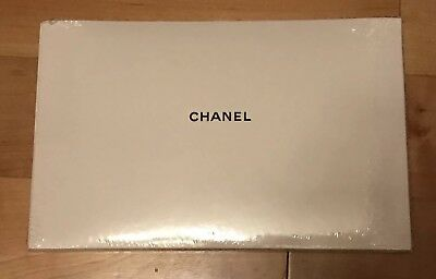 NIP Authentic Chanel Care Book Booklet Dust Cloth Mint Package Free Ship!