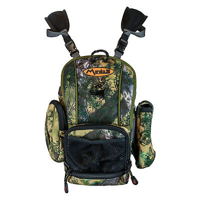 Binocular Harness Case Including Accessory Pouches - Moroka30 Wedgetail Rig