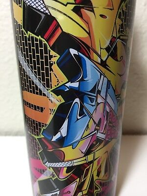 VANS KRYPTONITE -- Ironlak Limited Edition Artist Edition Can -- Montana/MTN