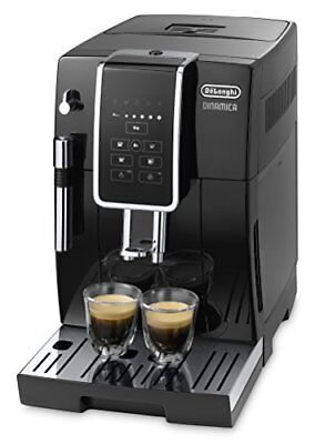 DeLonghi ECAM 350.15.B freestanding Fully-auto Drip coffee maker 2cups Black - c