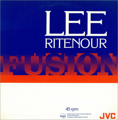 "Lee Ritenour Life Is The Song We Sing 12"" vinyl single record (Maxi) USA promo"